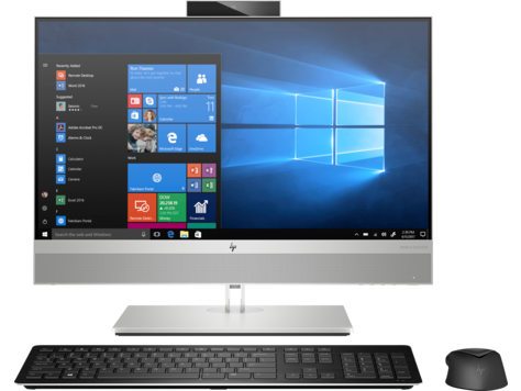 HP EliteOne 800 G6 24 All-in-One PC (9JE93AV)