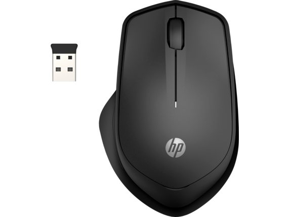 HP 280 Silent Wireless Mouse|19U64AA#ABL