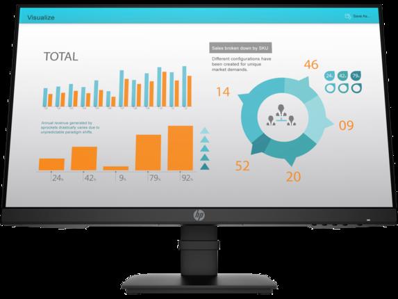 HP P24 G4 24 FHD Monitor|1A7E5AA#ABA