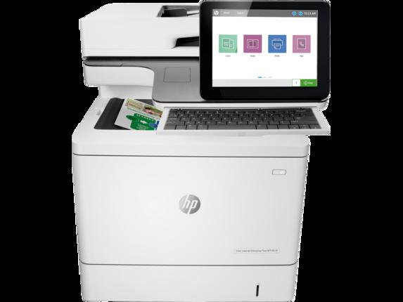 HP Printer|Color LaserJet Enterprise Flow MFP M578c|8