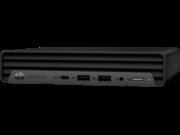 HP ProDesk 405 G6 DM 23H48EA Ryzen3/Pro3200GE-3.3GHz 8GB 256GB W10P mini asztali számítógép / PC