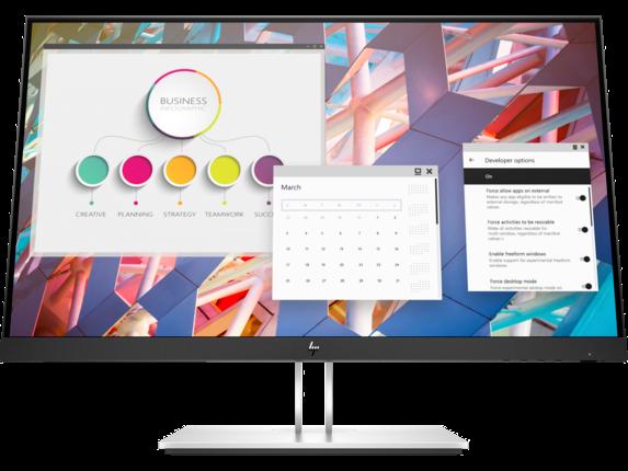HP E24 G4 FHD Monitor|9VF99AA#ABA