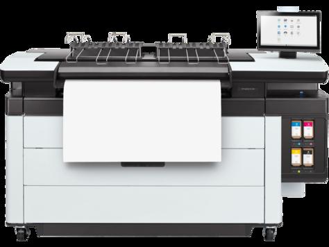 Drukarki HP PageWide serii XL 5200