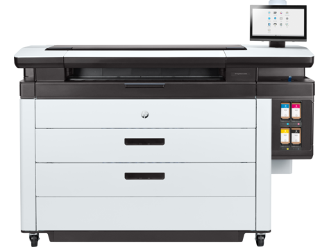 Impresora HP PageWide XL 8200