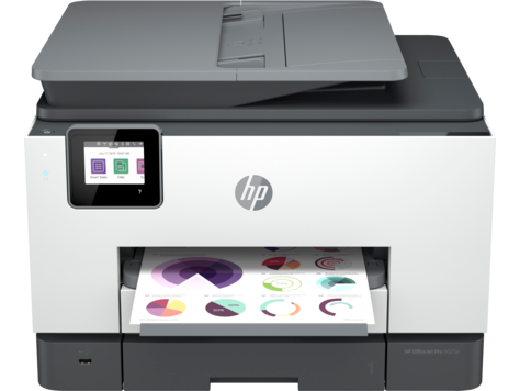 Impresora multifunción HP OfficeJet Pro serie 9020e