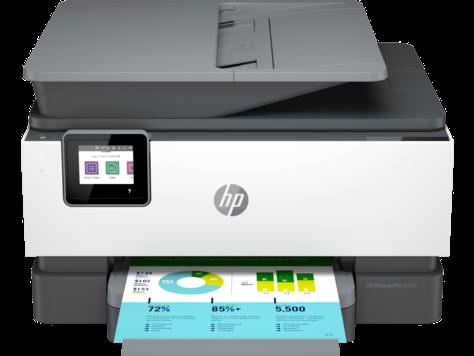 Imprimante tout-en-un HP OfficeJet Pro série 9010e