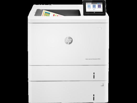 HP Printer|Color LaserJet Enterprise M555x|10.92 cm Color Graphics Display|7ZU79A#BGJ