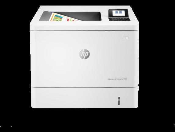 HP Color LaserJet Enterprise M554dn Printer|6.86 cm QVGA LCD color graphics Display|7ZU81A#BGJ