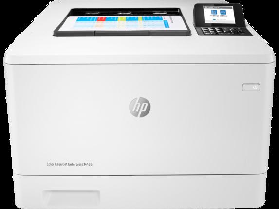HP Printer|Color LaserJet Enterprise M455dn|V Display|3PZ95A#BGJ