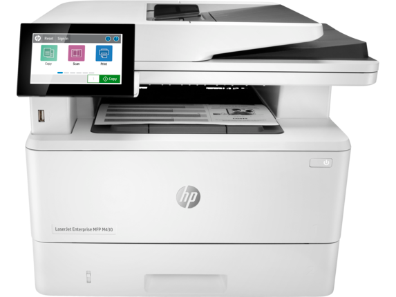 HP Printer|LaserJet Enterprise MFP M430f|V Display|3PZ55A#BGJ