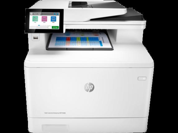 HP Printer|Color LaserJet Enterprise MFP M480f|V Display|3QA55A#BGJ