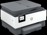 HP 22A55B OfficeJet Pro 9012E All-in-One multifunkciós tintasugaras Instant Ink ready nyomtató