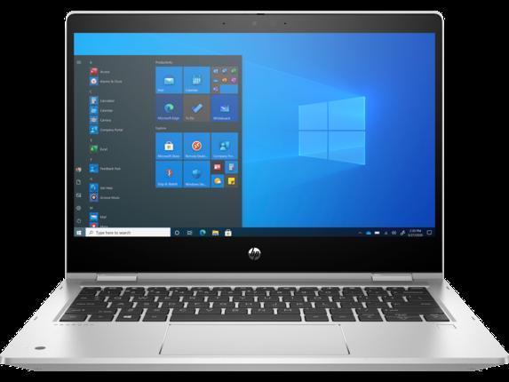 HP ProBook x360 435 G8 Convertible Laptop|Windows 10 Pro|AMD Processor|8 GB DDR4|13.3