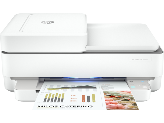 HP ENVY 6455e All-in-One Printer with 6 months free ink through HP Plus|223R1A#B1H