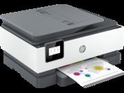 HP 228F8B OfficeJet 8012E multifunkciós tintasugaras Instant Ink ready nyomtató