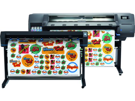 HP Latex 315 Print and Cut Plus Solution