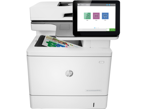HP Color LaserJet Enterprise MFP M578 Druckerserie