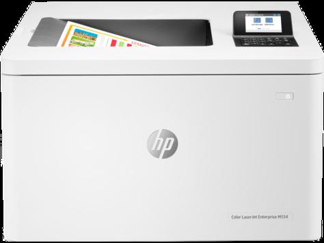 HP Color LaserJet Enterprise M554 Druckerserie