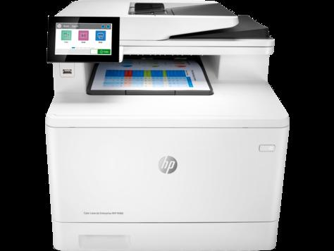HP Color LaserJet Enterprise M480 MFP-Serie