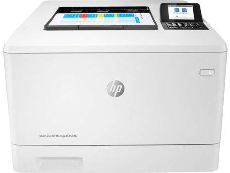 HP Color LaserJet Managed E45028 series