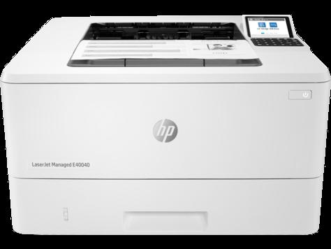 HP LaserJet Managed E40040 series