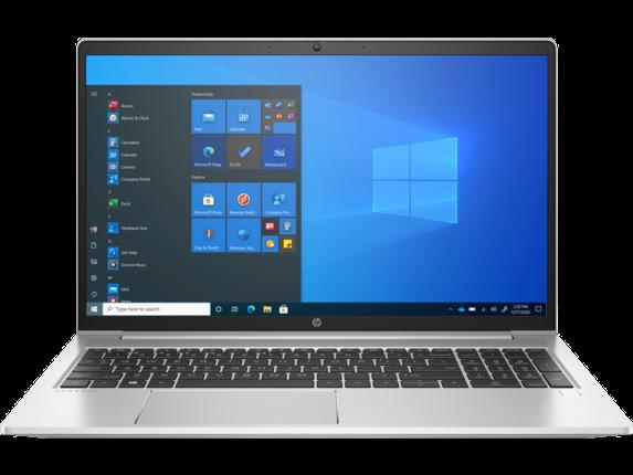 HP ProBook 455 G8 Laptop|Windows 10 Pro 64|AMD Ryzen 5 Processor|256 GB SSD|AMD Radeon™ Graphics|16 GB DDR4|15.6