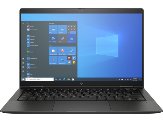 HP Elite Dragonfly Max Notebook PC with Sure View and Sure Recover