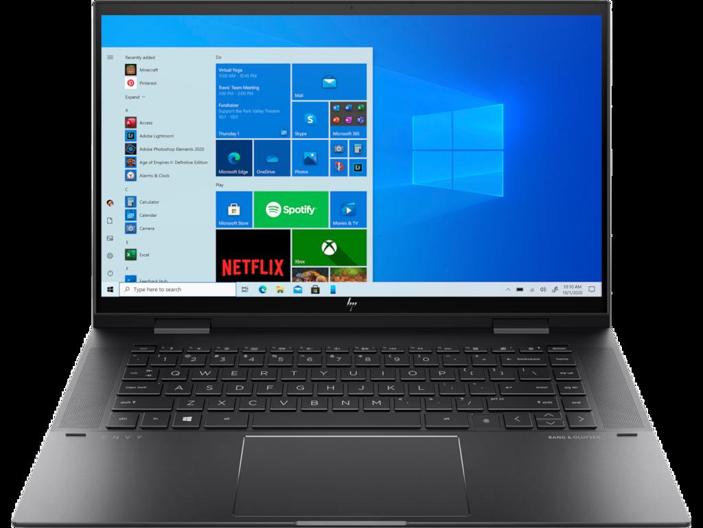"""HP ENVY x360 15.6"""" FHD 2-in-1 Laptop (Octa Ryzen 7 / 8GB / 256GB SSD)"""