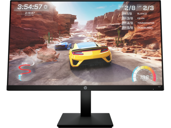 HP X27 FHD Gaming Monitor|2V6B2AA#ABA