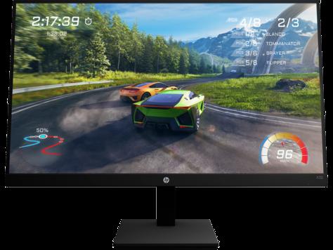 HP X32 QHD Gaming Monitor