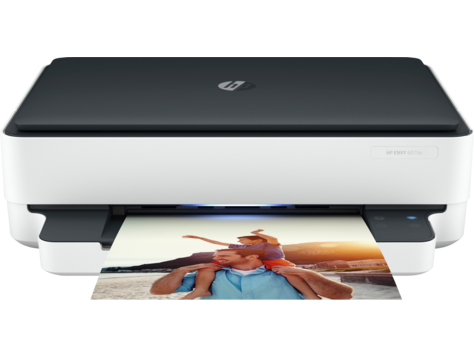 HP ENVY 6000e All-In-One Printer series