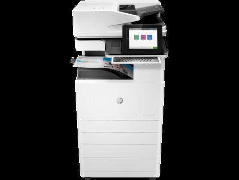 HP Color LaserJet Managed Flow MFP E78330z - Paketprodukt 30Seiten/Minute
