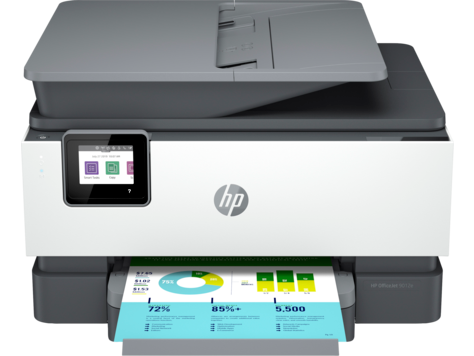 HP OfficeJet 9010e All-in-One-Druckerserie