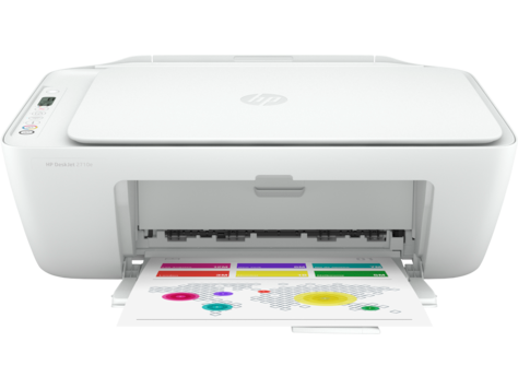HP DeskJet 2700e All-in-One series