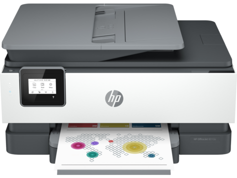 HP OfficeJet 8010e All-in-One Printer series