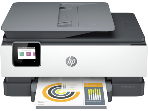 HP OfficeJet 8020 All-in-One Printer series