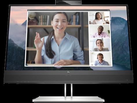 HP E24mv G4 FHD Conferencing Monitor