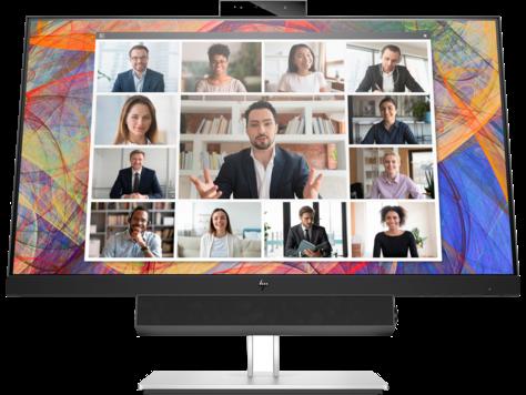 HP E24d G4 FHD USB-C Conferencing Monitor
