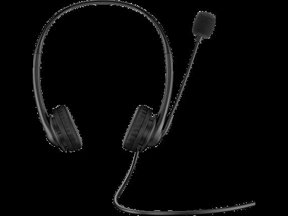 HP Stereo 3.5mm Headset G2 428K7UT