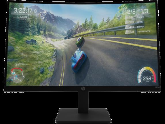 HP X27c FHD Gaming Monitor 32G11AA#ABA