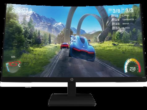 HP X32c FHD Gaming Monitor