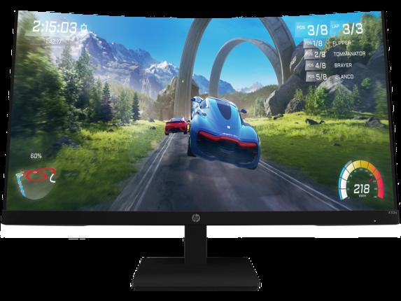 HP X32c FHD Gaming Monitor 33K29AA#ABA