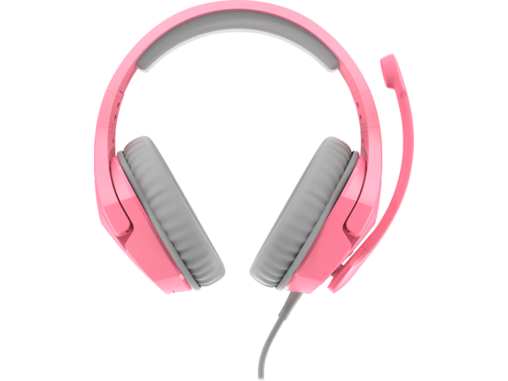 HyperX Cloud Stinger - Gaming Headset (Pink-Gray) 4P5K6AA HP