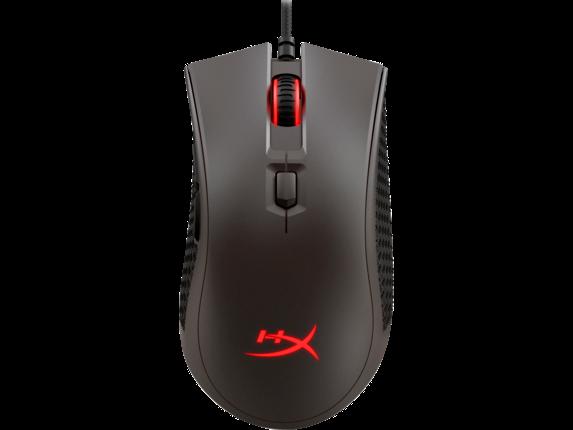 HyperX Pulsefire FPS Pro - Gaming Mouse (Gunmetal)|4P4F7AA|HP