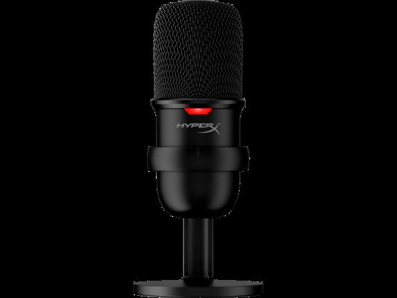 HyperX SoloCast - USB Microphone (Black)|4P5P8AA|HP
