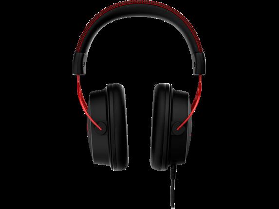 HyperX Cloud Alpha - Gaming Headset (Black-Red) 4P5L1AA#ABL HP