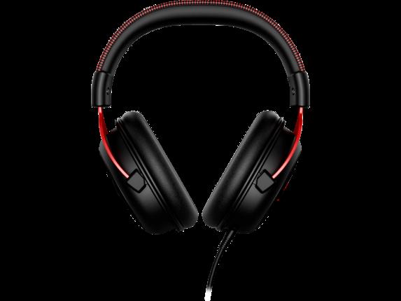 HyperX Cloud II - Gaming Headset (Black-Red) 4P5M0AA HP