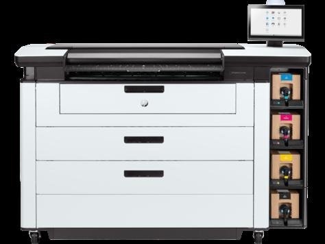 HP PageWide XL Pro 8200 Multifunction Printer