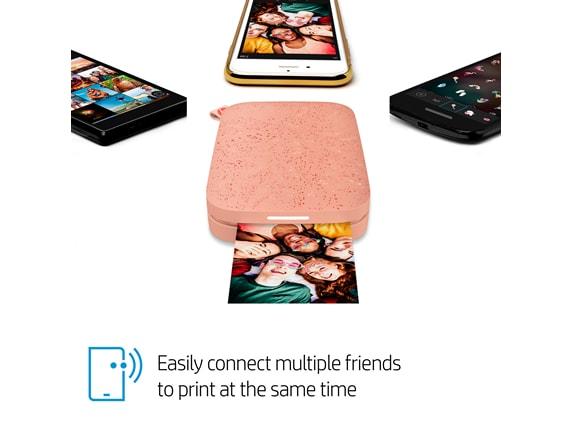 HP Sprocket 2nd Edition Photo Printer