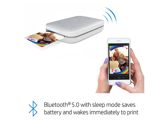 HP Sprocket 2nd Edition Photo Printer​